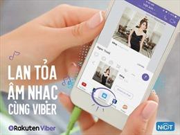 Chia sẻ âm nhạc từ 'NhacCuaTui' trên ứng dụng Viber