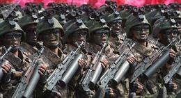 Vừa phóng xong tên lửa, Triều Tiên tuyên bố khởi đầu chiến dịch Thái Bình Dương