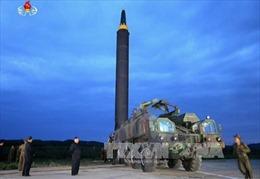 Mỹ và Hàn Quốc không thể xác định vị trí bệ phóng tên lửa Triều Tiên?
