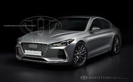 'Siêu phẩm' G70 của Hyundai sẽ ra mắt vào giữa tháng 9