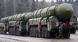 Lực lượng tên lửa chiến lược Nga diễn tập tuần tra chiến đấu
