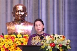 Chủ tịch Quốc hội thăm và làm việc tại Trường Đại học Tôn Đức Thắng