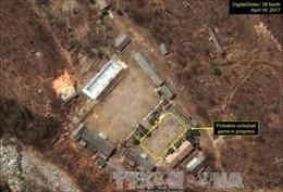 Vụ thử hạt nhân của Triều Tiên: Ghi nhận lở đất tại khu vực bãi thử