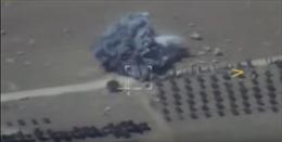 80 lần xuất kích, chiến đấu cơ Nga nghiền IS ở Deir ez-Zor thành tro bụi