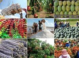 Xuất khẩu nông lâm thủy sản 8 tháng ước đạt 23,7 tỷ USD