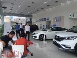 Giảm giá gần 300 triệu đồng, nhiều mẫu Honda CR-V 'cháy' hàng