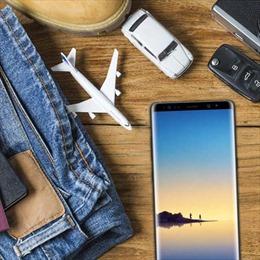 Tận tay trải nghiệm Samsung Galaxy Note 8 trước ngày bán chính thức cùng Lazada