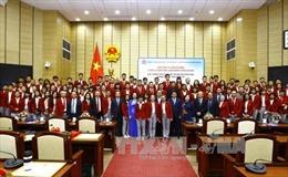 Hà Nội tuyên dương các vận động viên xuất sắc tại SEA Games 29