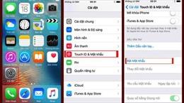 Làm gì để bảo mật dữ liệu iPhone khi bị mất cắp?