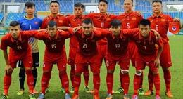 Giải U18 Đông Nam Á: U18 Việt Nam đại thắng trong trận đầu ra quân