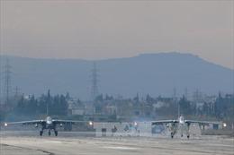 Không quân Nga tập trận rầm rộ ở bán đảo Crimea