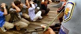Malaysia bắt nhóm cướp biển tấn công tàu chở dầu Thái Lan