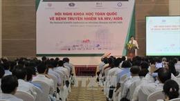 Hội nghị khoa học toàn quốc về bệnh truyền nhiễm và HIV/AIDS