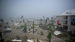 Siêu bão Irma tàn phá các đảo ở Caribe, bang Florida (Mỹ) sơ tán khẩn cấp 5,6 triệu dân