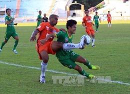V.League 2017: SHB Đà Nẵng thắng 3-0 trước Xổ số kiến thiết Cần Thơ