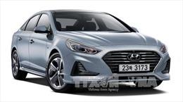 Doanh số bán hàng của Hyundai và Kia Motors sụt giảm mạnh