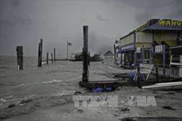 Siêu bão Irma tiến vào đất liền bang Florida của Mỹ
