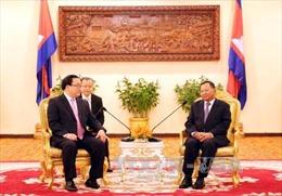 Campuchia đánh giá cao sự giúp đỡ của Thủ đô Hà Nội