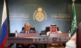 Nga, Saudi Arabia thảo luận việc thiết lập vùng giảm căng thẳng tại Syria