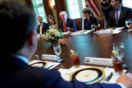 Quan chức Nhà Trắng bàn bạc những gì trong ngày Triều Tiên thử bom nhiệt hạch?