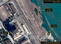 Trang mạng 38 North: Lò phản ứng hạt nhân của Triều Tiên không có dấu hiệu hoạt động