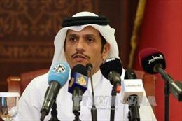 Qatar sẵn sàng đàm phán để giải quyết khủng hoảng vùng Vịnh
