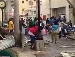 Hậu bão Irma, tù nhân vượt ngục, hội hôi của thi nhau 'làm loạn' Caribe
