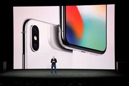 Apple 'trình làng' iPhone 8, iPhone 8 Plus và iPhone X