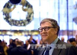 Tỷ phú Mỹ Bill Gates tin tưởng Anh duy trì vị trí hàng đầu thế giới về khoa học và công nghệ