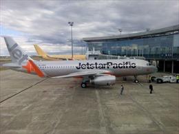 Jetstar Pacific điều chỉnh lịch bay do ảnh hưởng của bão số 10