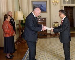 Australia mong muốn đưa quan hệ Đối tác Toàn diện tăng cường với Việt Nam lên tầm cao mới
