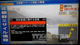 Hàn Quốc tập trận tên lửa đạn đạo ở Biển Nhật Bản sau khi Triều Tiên phóng tên lửa