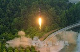 Nhiều nước cảnh báo đáp trả, 'không tha thứ' Triều Tiên phóng tên lửa
