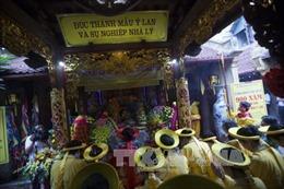 Lễ hội đình Yên Thái kỷ niệm 900 năm ngày viên tịch của Nguyên phi Hoàng Thái hậu Ỷ Lan