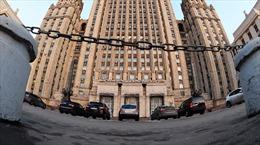 Nga bỏ bãi đậu xe ưu tiên của nhân viên ngoại giao Mỹ