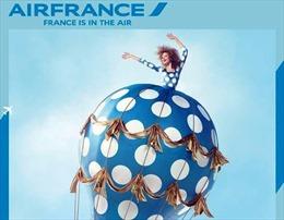 Trải nghiệm Air France với nhiều chương trình khuyến mãi Oh LaLa