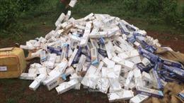 Buôn lậu thuốc lá có xu hướng gia tăng