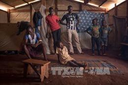 CH Trung Phi: Lượng người tị nạn và mất nơi ở lên mức cao nhất trong lịch sử