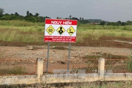 Mỹ chọn công ty Việt Nam làm nhà thầu chính trong dự án xử lý dioxin