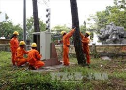 Khôi phục điện lưới Thanh Hóa và Nghệ An