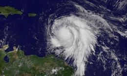 Bão cấp 5 Maria tiến sâu vào Caribe, đe dọa 'hậu quả thảm khốc'
