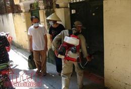 Hà Nội: Xử lý nghiêm nếu phát hiện có tiêu cực trong phòng, chống sốt xuất huyết
