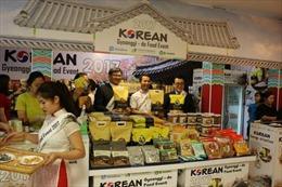 Giao lưu văn hoá và xúc tiến thương mại Hàn Quốc tại Hà Nội