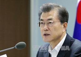 Tổng thống Hàn Quốc khẳng định không tìm cách làm sụp đổ Triều Tiên