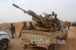 Quân đội Iraq giành thêm chiến thắng, hạ nhiều chiến binh IS