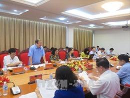 Ban Dân vận Trung ương khảo sát công tác dân vận tại tỉnh Hòa Bình