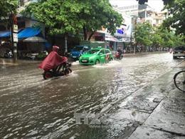Theo dõi chặt lưu lượng nước hồ chứa, chủ động ứng phó với áp thấp nhiệt đới