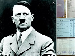 Có gì trong cuốn danh bạ đặc biệt của Hitler được bán đấu giá hơn tỷ đồng?