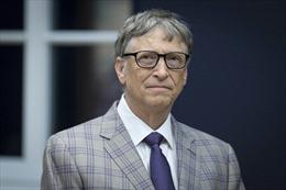 Tỷ phú Bill Gates cảnh báo về cuộc chiến nguy hiểm hơn chiến tranh hạt nhân
