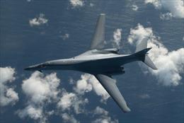 Triều Tiên di chuyển chiến đấu cơ sau khi máy bay ném bom Mỹ thị uy